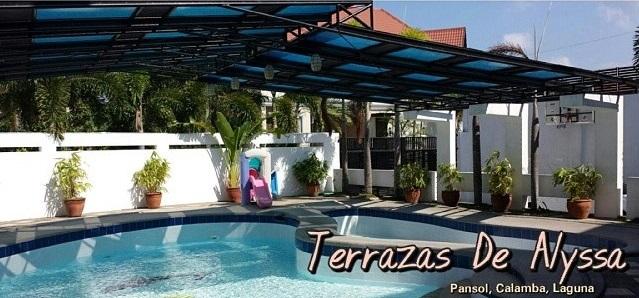 Private Hot Spring Resort At Pansol Laguna Terrazas De